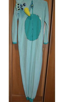 Карнавальный костюм павлин, костюм на взрослого, кигурими, жен...