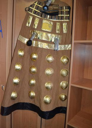 Карнавальный костюм далек, костюм доктор кто
