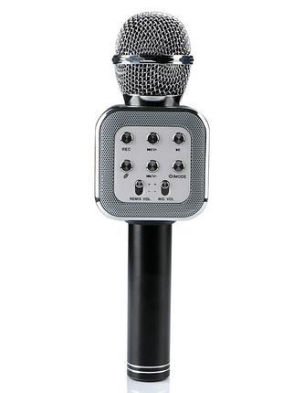 Беспроводной микрофон караоке с динамиком Wster 1818