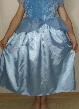 Карнавальный костюм, платье золушки, снежинка,снежная королева