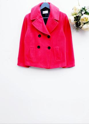 Кашемировое пальто мягенькое нежное демисезонное пальтишко