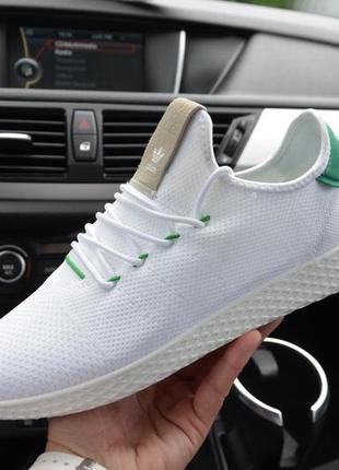 Мужские кроссовки adidas x pharrell williams tennis hu primeknit