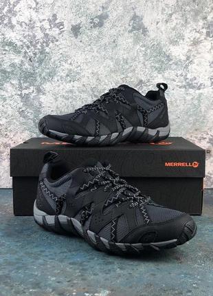 Мужские кроссовки merrell waterpro maipo 2 black