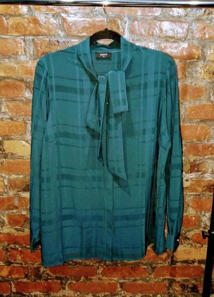 Блуза топ кофточка с бантом papaya