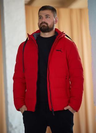 Мужская куртка puma зима
