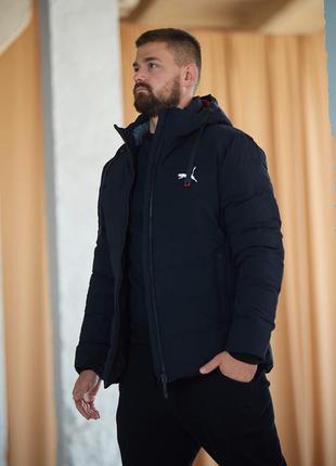 Куртка мужская puma зима