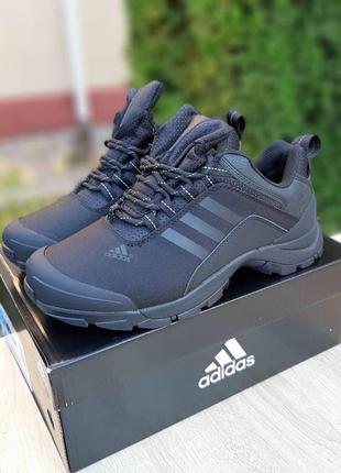 Мужские зимние кроссовки adidas climaproof