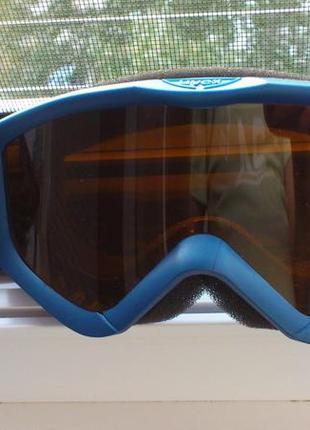 Горнолыжные очки горнолыжная маска uvex