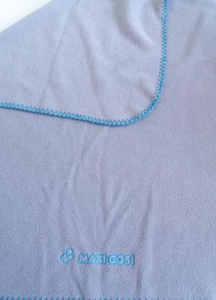 Детский плед, покрывало в коляску одеяло в кроватку