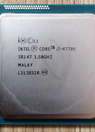 Процессор Intel® Core™ i7-4770K, сокет 1150