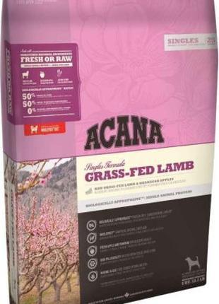 Acana Grass Fed Lamb 17 кг - гипоаллергенный корм для собак с ...