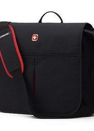 Мужская сумка - портфель wenger swissgear (оригинал), распродажа