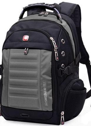 Школьный рюкзак swissgear ортопедический для мальчика подростк...