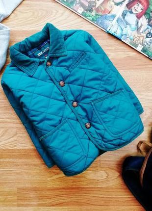 Детская стильная яркая демисезонная куртка для мальчика next -...