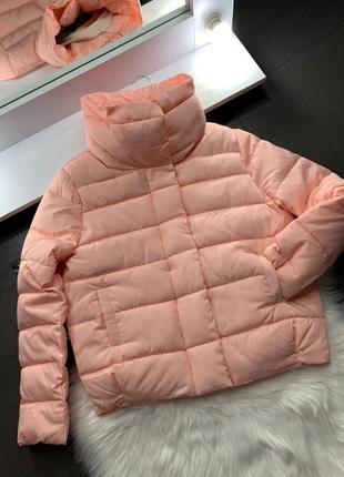Куртка пудра