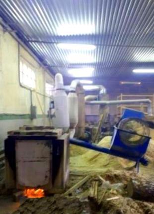 Оборудование для производства топливных брикетов пини кей (Pin...