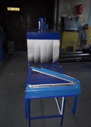 Термоусадочное оборудование, термотоннель, упаковочный аппарат.