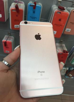 Apple iPhone 6S Plus Rose