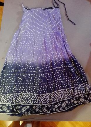 Monsoon юбка винтаж ска