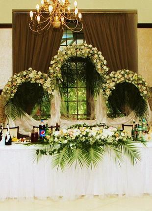 Декор свадебный, на юбилей или детское день рождение. Аренда