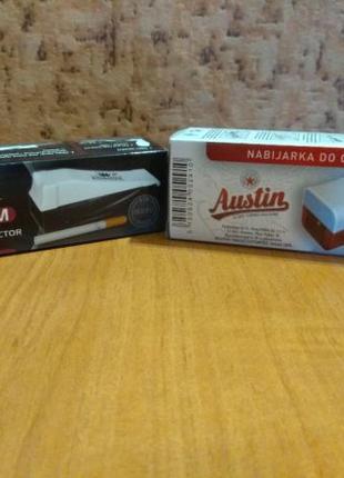 """Slim! Машинки """"Korona"""" и """"Austin"""" для набивки сигаретных гильз..."""