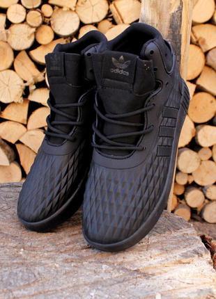 Шикарные кроссовки adidas tubular invader (весна/ лето/ осень)