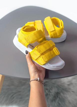 Шикарные женские сандали adidas sandals