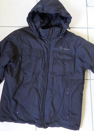 Iridium теплюща зимова куртка xl