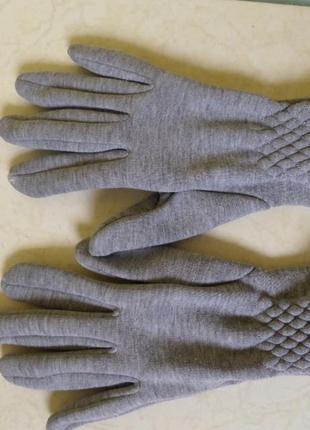 Трикотажні перчатки