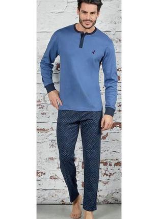 Мужской домашний комплект: джемпер и брюки navigare