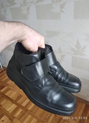 Hugo boss ботинки мужские (оригинал)