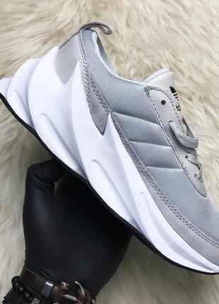 Кроссовки женские adidas sharks