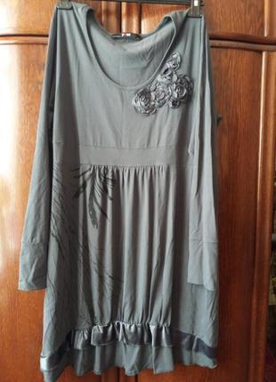 Платье-yest-18р стрейчевый трикотаж