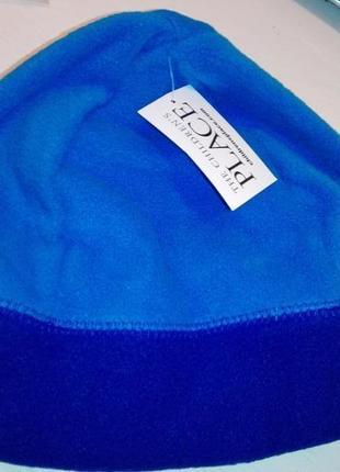 Флисовая шапочка новая от 4_7 лет от children's place