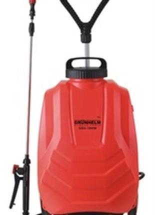 Садовый электрический опрыскиватель на 16л Grunhelm GHS-16WN