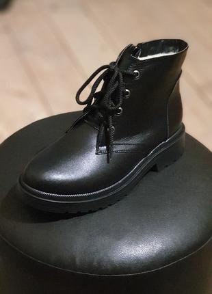 Ботинки женские Carolini Зима