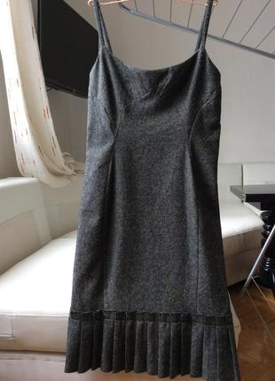 Платье сарафан шерсть dolce & gabbana, оригинал