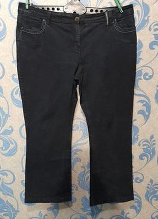 Шикарные плотные джинсы р.56/58   bh cosmetics