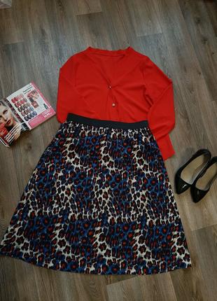 Красивая юбка миди бренда saint 46-48 размера.