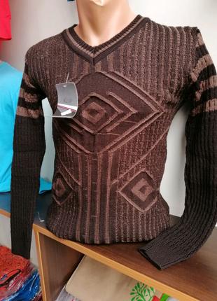 Мужской свитер Sel& Rain