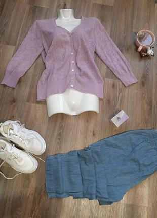 Красивая кофточка, пуловер, джемпер бренда ROCHA JONH ROCHA 46-48