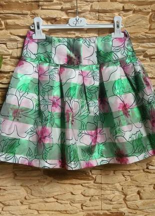 Нарядная юбка gaialuna (италия) на 10-11 лет (размер 146)