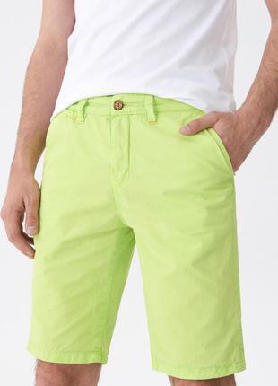 Продам шорты house новые зелено-салатовые размер l.