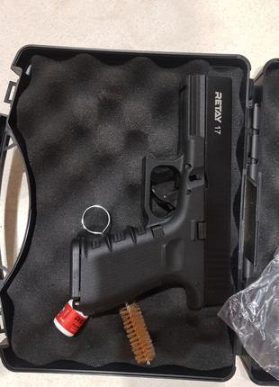 Retay 17. Шумовой пистолет. Новый.
