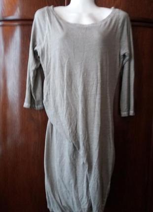 Платье - полуспорт  варенка-iaua- - распродажа