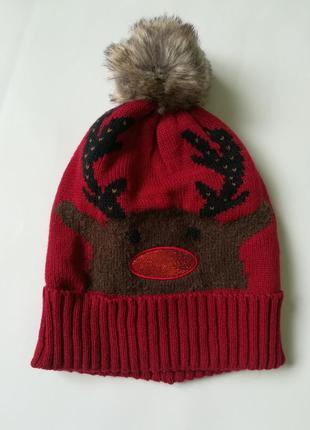 Прикольная шапка