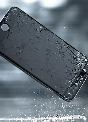 Переклей стекла iPhone
