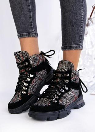 😎мега крутые женские ботинки! 😎