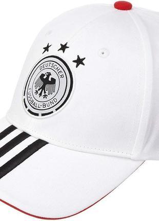 Кепка бейсболка cap adidas deutschland dfb 3 stripe x16276