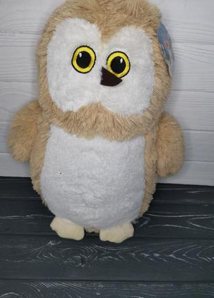 Большая мягкая игрушка пингвин
